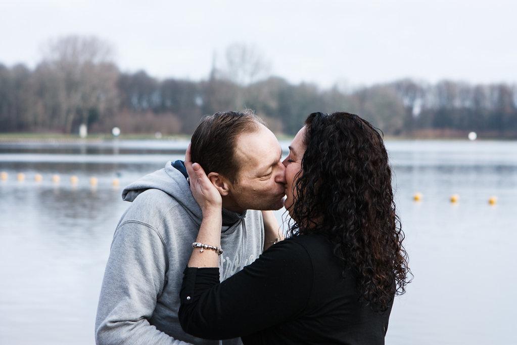 Marieke en Ernst